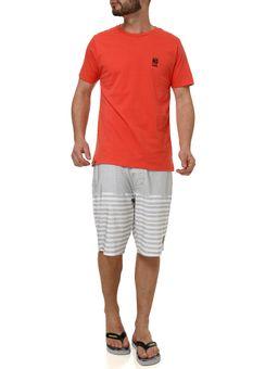 Camiseta-Manga-Curta-Masculina-No-Stress-Salmao