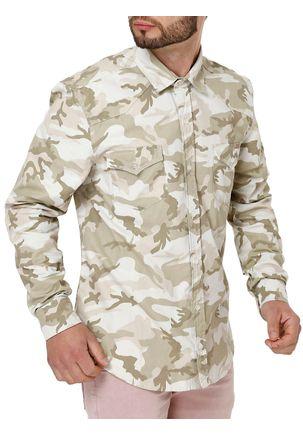 Camisa-Manga-Longa-Masculina-Bivik-Camuflada-Verde