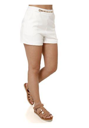 Short-de-Tecido-Feminino-Branco