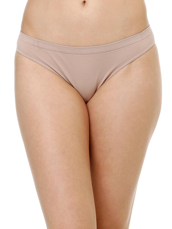 ce28abdd5 Kit com 03 Calcinhas Femininas Trifil Lilás nude bege - Lojas Pompeia