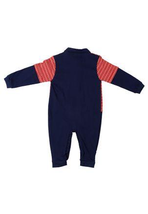 Macacao-Infantil-Para-Bebe-Menino---Vermelho-azul-marinho