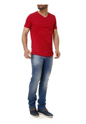 Camiseta-Manga-Curta-Masculina-Rosa
