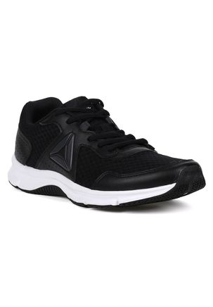 Tenis-Esportivo-Masculino-Reebok-Express-Runner-Preto-branco