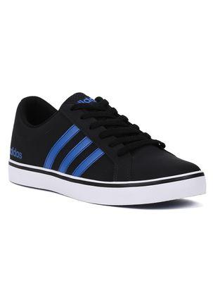 Tenis-Casual-Masculino-Adidas-Pace-Preto-azul