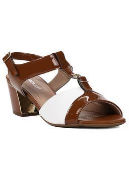 Sandalia-de-Salto-Feminina-Piccadilly-Caramelo-branco