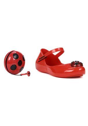 Sapatilha-Ladybug-Infantil-Para-Menina---Vermelho