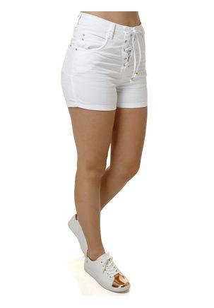 Short-Jeans-Feminino-Branco