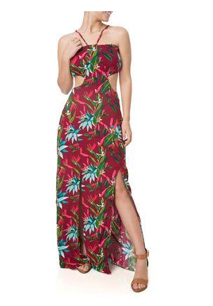 Vestido-Longo-Feminino-Vinho