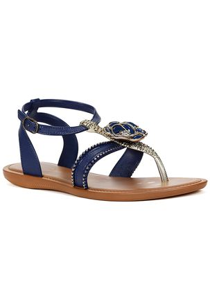 Sandalia-Rasteira-Feminina-Grendha-Azul