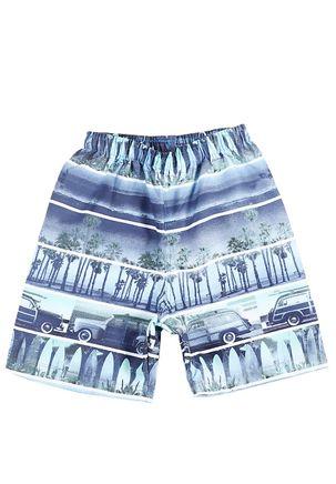 Bermuda-Infantil-Para-Menino---Azul