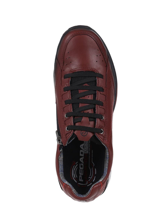 ce215300a38 Sapatênis Masculino Pegada Vermelho preto - Lojas Pompeia
