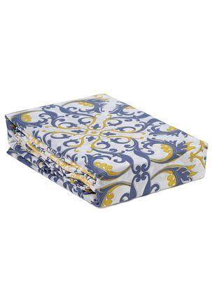 Jogo-de-Lencol-Casal-Duplo-Corttex-Color-Art-150-Fios-Azul