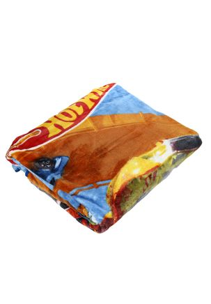 Cobertor-Solteiro-Jolitex-Raschel-Disney-Azul-escuro