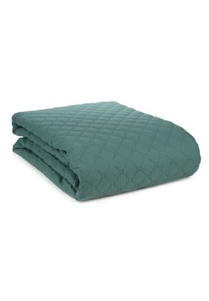 Kit-de-Colcha-Casal-com-Porta-Travesseiros-Altenburg-Verde