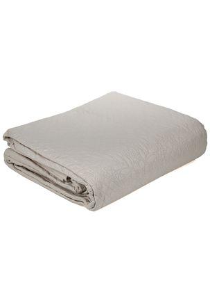Kit-de-Colcha-Casal-com-Porta-Travesseiros-Inter-Home-Bege