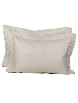 Kit-de-Colcha-King-com-Porta-Travesseiros-Inter-Home-Bege