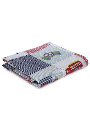 Kit-de-Colcha-Solteiro-com-Porta-Travesseiro-Inter-Home-Vermelho