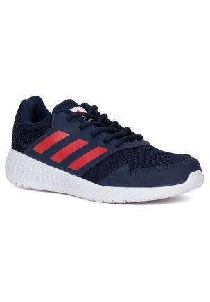 Tenis-Esportivo-Adidas-Infantil-Para-Menino---Azul-marinho-vermelho