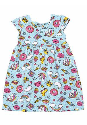 Vestido-Infantil-Para-Menina-