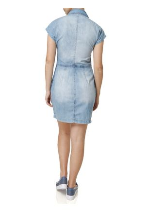 Vestido-Jeans-Feminino-Azul