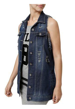 Colete-Jeans-Feminino-Azul-