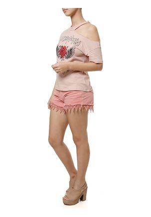 Short-Sarja-Feminino-Rosa