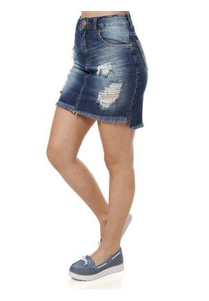 Saia-Jeans-Feminino-Uber-Azul
