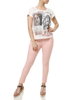Blusa-Manga-Curta-Feminina-Autentique-Off-white-rosa