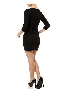 Vestido-Curto-Feminino-Autentique-Preto