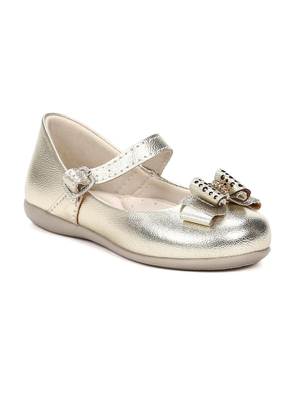 25f5754916 Sapato Infantil Para Bebê Menina - Dourado - Lojas Pompeia