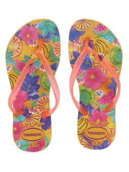 Chinelo-Havaianas-Slim-Summer-Infantil-Para-Menina-