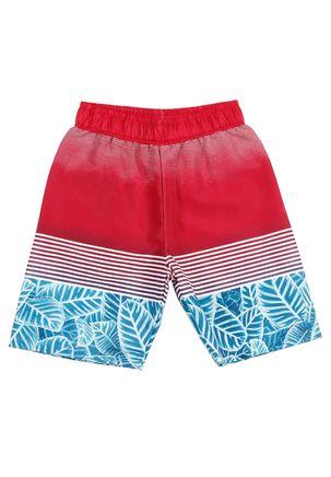 Bermuda-Juvenil-Para-Menino---Vermelho-azul