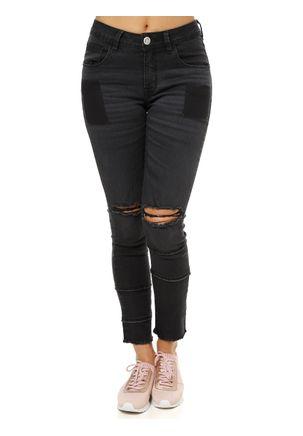 Calca-Jeans-Feminina-Uber-Preto