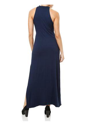 Vestido-Medio-Feminino-Azul-marinho