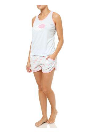 Pijama-Curto-Feminino-Azul-rosa