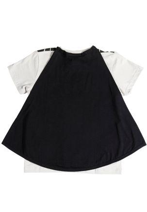Camiseta-Manga-Curta-Dc-Infantil-Para-Menino---Cinza