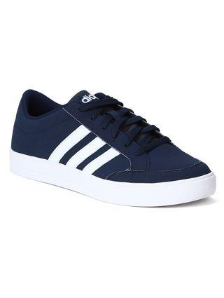 Tenis-Casual-Masculino-Adidas-Vs-Set-Azul-branco