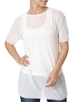 Blusa-Regata-Feminina-com-Sobreposicao-Off-white