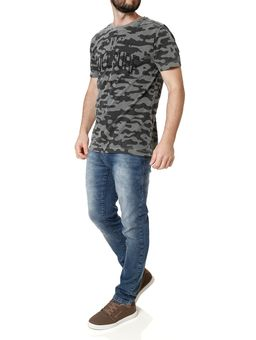 Camiseta-Manga-Curta-Masculina-Camuflada-Full-Cinza