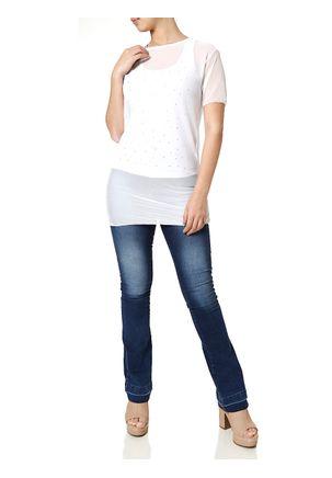 Blusa-Regata-Feminina-com-Sobreposicao-Branco