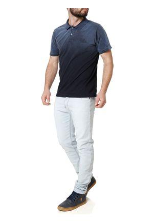 Polo-Manga-Curta-Masculina-Vels-Azul-marinho