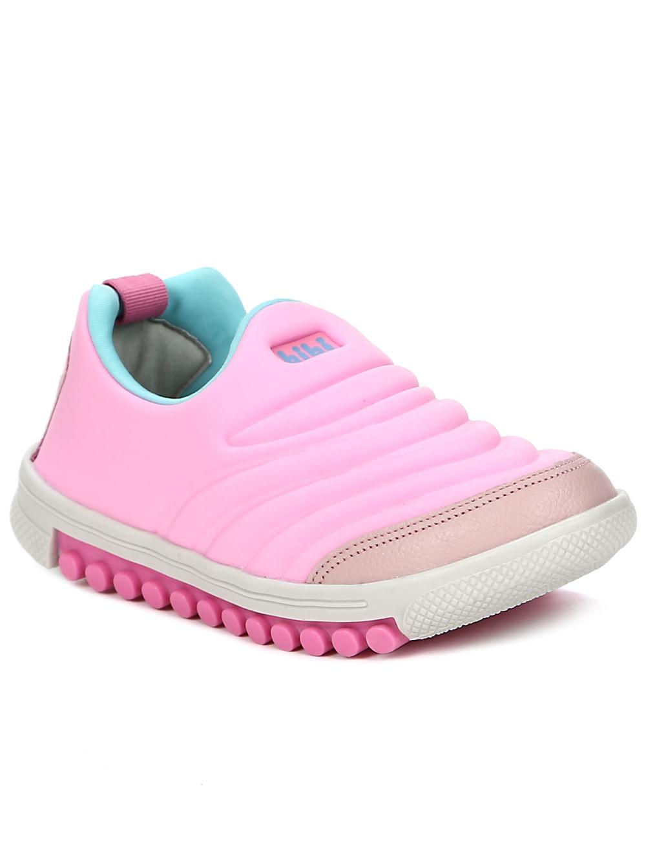 806841d5b5 Tênis Bibi Roller New Infantil Para Menina - Rosa claro - Lojas Pompeia