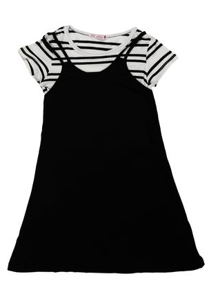 Vestido-Juvenil-Para-Menina-