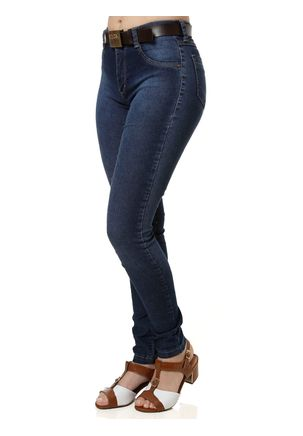 Calca-Jeans-Feminina-Pisom-Azul