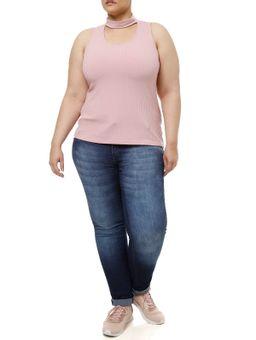 Blusa-Regata-Plus-Size-Feminina-Lunender-Rosa