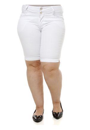 Bermuda-Jeans-Feminina-Plus-Size-Branco
