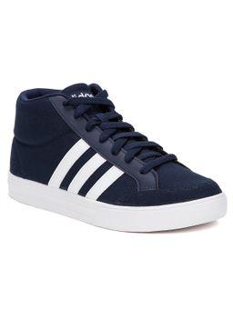 Tenis-Cano-Alto-Masculino-Adidas-Azul-branco