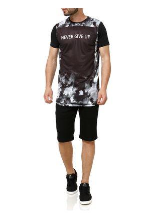Bermuda-Jeans-Masculino-Eletron-Preto