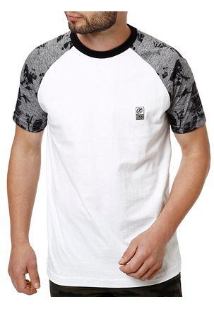Camiseta-Manga-Curta-Masculina-Occy-Branco-preto