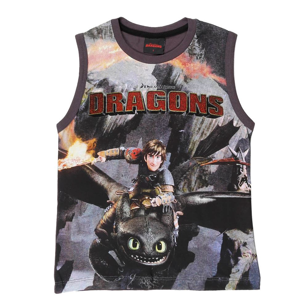 Camiseta Regata Infantil Para Menino - Roxo - Lojas Pompeia a4d76db3118